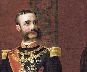 1874-1885 Alfonso XII